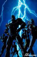 Dark Avengers Vol 1 1 Textless