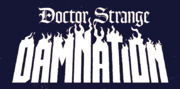 Doctor Strange Damnation Vol 1 3 Logo