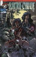 Elektra Cyblade Vol 1 1