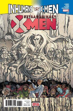 Extraordinary X-Men Vol 1 17