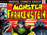 Frankenstein Vol 1 2