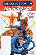 Free Comic Book Day Vol 2005 Marvel Adventures