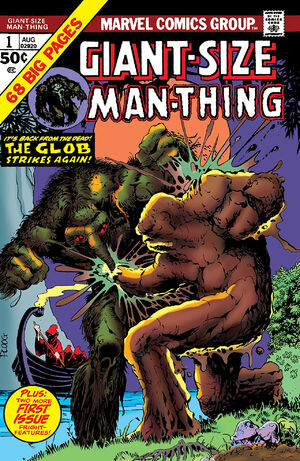 Giant-Size Man-Thing Vol 1 1