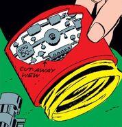 Iron Man Armor Model 2 from Tales of Suspense Vol 1 55 001