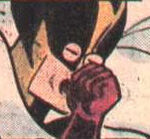 James Howlett (Earth-89768) from Fred Hembeck Destroys the Marvel Universe Vol 1 1 0001