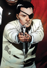 James Woo (Earth-12151) from Secret Wars Agents of Atlas Vol 1 1 001
