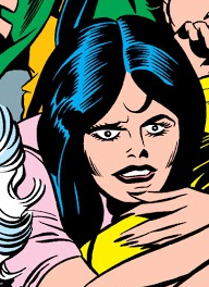 Janey (Babysitter) (Earth-616) from Eternals Annual Vol 1 1977 001