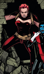 Katerina van Horn (Earth-616) from Amazing X-Men Vol 2 16 001
