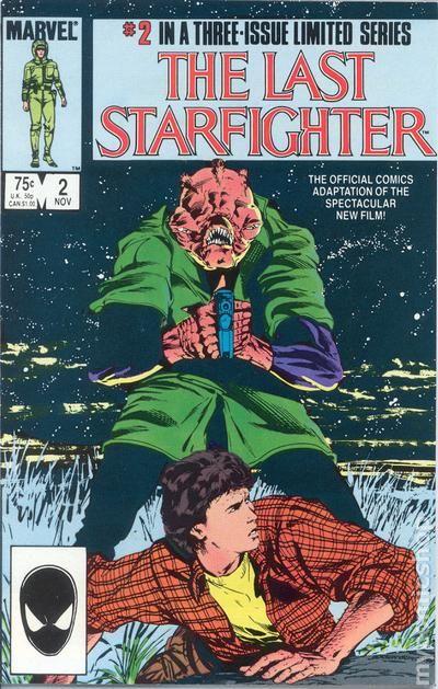 Last Starfighter Vol 1 2