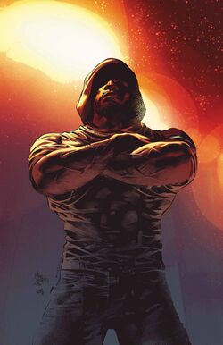 Luke Cage Vol 1 1 Deodato Variant Textless