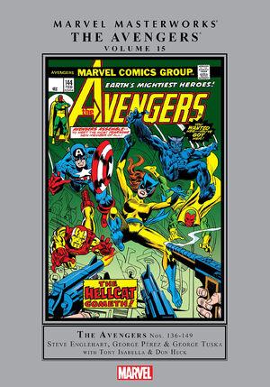 Marvel Masterworks Avengers Vol 1 15