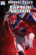Marvel Tales Captain Britain Vol 1 1