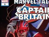 Marvel Tales: Captain Britain Vol 1 1