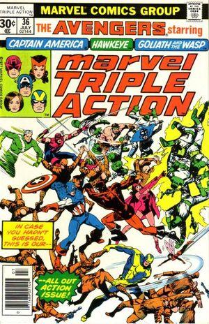 Marvel Triple Action Vol 1 36