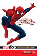 Marvel Universe Ultimate Spider-Man Vol 1 30