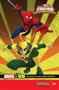 Marvel Universe Ultimate Spider-Man Web Warriors Vol 1 5