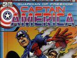 Marvels Comics: Captain America Vol 1 1