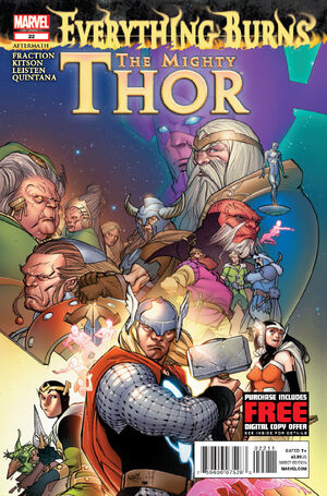 Mighty Thor Vol 2 22