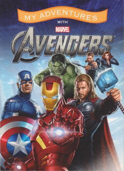 My adventures with marvel avengers