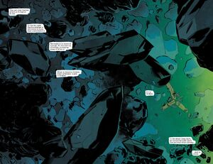 Ninth Cosmos from Immortal Hulk Vol 1 25 001