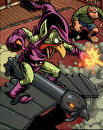 Norman Osbird, Jr. (Earth-25) from Spider-Ham 25th Anniversary Special Vol 1 1 0001