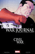 Punisher War Journal Vol 2 3
