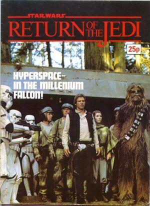 Return of the Jedi Weekly (UK) Vol 1 12