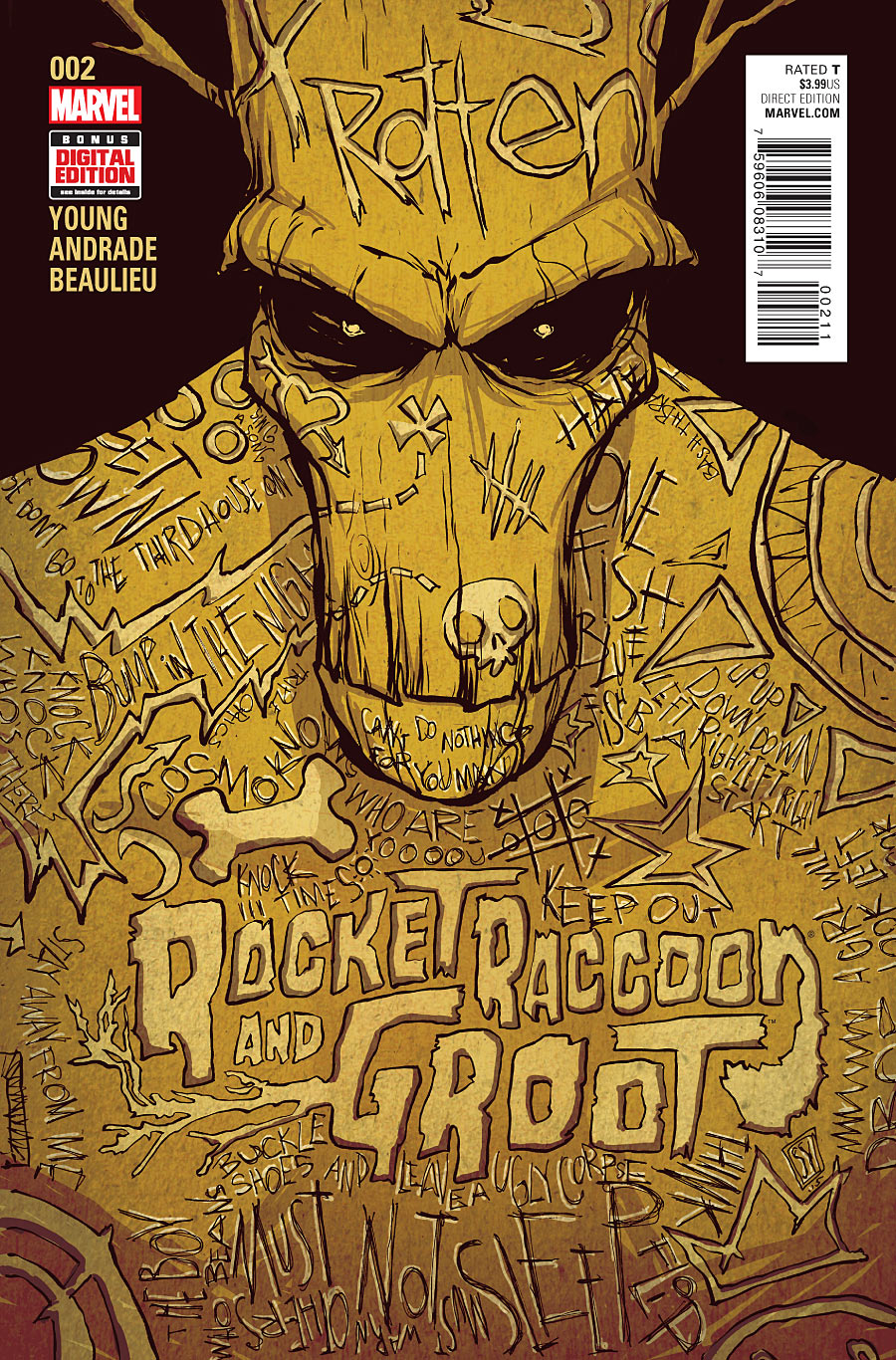 Rocket Raccoon and Groot Vol 1 2 | Marvel Database | FANDOM