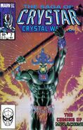 Saga of Crystar, Crystal Warrior Vol 1 7