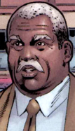 Simmons (NYPD) (Earth-616) from Amazing Spider-Man Vol 1 564 001