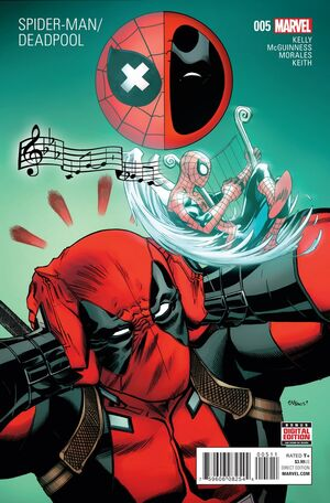 Spider-Man Deadpool Vol 1 5