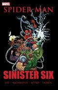 Spider-Man Sinister Six TPB Vol 1 1