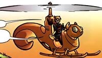Squirrel-a-Gig from Deadpool GLI - Summer Fun Spectacular Vol 1 1 002