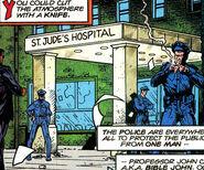 St. Jude's Hospital from Blade The Vampire Hunter Vol 1 8 0001