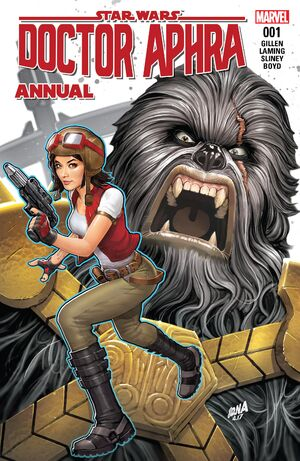 Star Wars Doctor Aphra Annual Vol 1 1