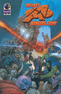 The Last Avengers Story Vol 1 2