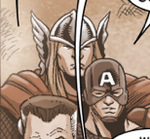 Thor Odinson (Earth-Unknown) from Longshot Saves the Marvel Universe Vol 1 3 0001