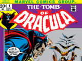 Tomb of Dracula Vol 1 4