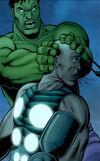 Ultimate Comics Avengers Vol 3 5 Page 23 Perun (Earth-1610) Alt