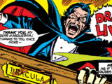 Vlad Dracula (Earth-616)/Gallery