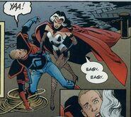 Wanda Zatara (Earth-9602) from Doctor Strangefate Vol 1 1 006