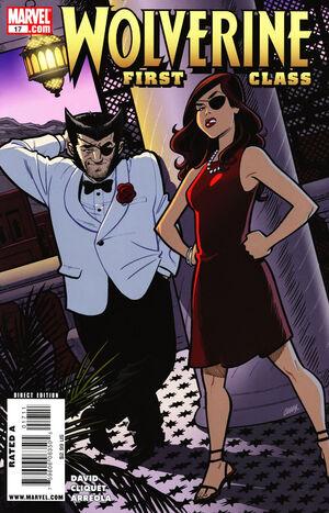 Wolverine First Class Vol 1 17