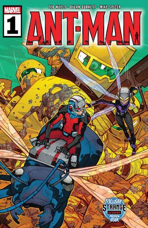Ant-Man Vol 2 1