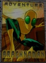 Arachno-Man (Earth-TRN005) from Ultimate Spider-Man (video game) 001