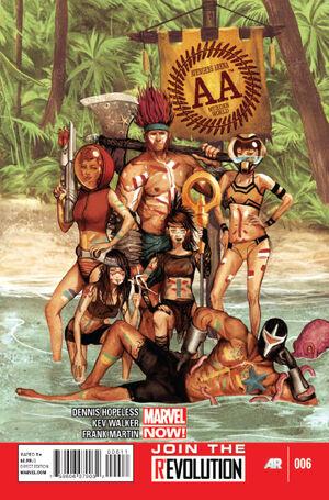 Avengers Arena Vol 1 6