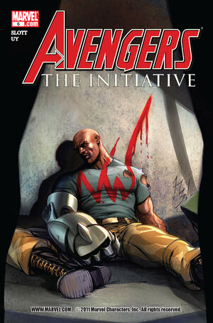 Avengers The Initiative Vol 1 6