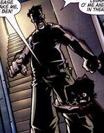 Benjamin Parker (Earth-34281) from X-Men Unlimited Vol 1 41 0001