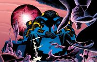 Black Warpsmiths (Earth-18) from Miracleman Vol 1 3 001