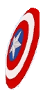 Captain America's Shield from Marvel Super Hero Squad Online 001
