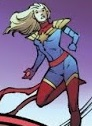 Carol Danvers (Earth-Unknown) from Infinity Countdown Captain Marvel Vol 1 1 009